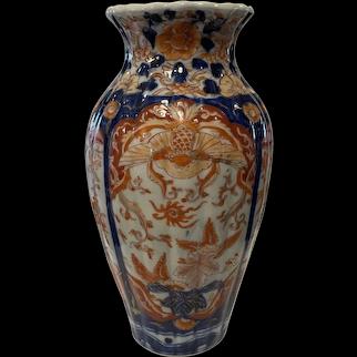 Japanese Imari Vase, Meiji