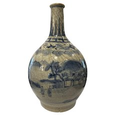 Chinese Crackle Glaze Vase, Ca. 19th C