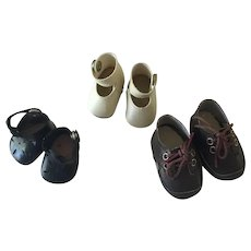 Lot of Doll Shoes