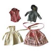"1960""s Barbie Clothing Lot"
