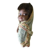 "Little Kiddle sized ""Miss India"" doll"