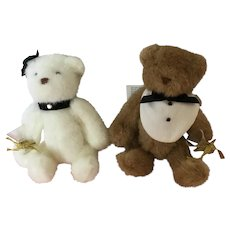 Anniversary Bears North American Bear Bear Co 1990