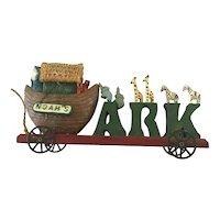 Noah's Ark on wheels