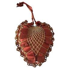 Heart shaped Pin Cushion