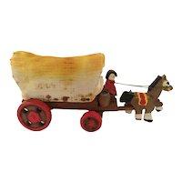 Prairie Wagon in Original Box