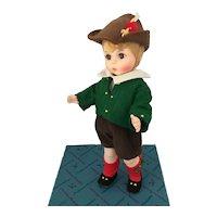 "Madame Alexander 8"" Doll - ""Austria Boy"""