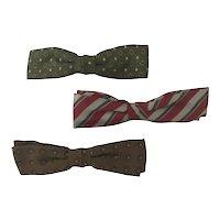 Vintage Men's Bow Tie lot #2