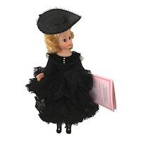 Madame Alexander Cissette Portrette  Doll Coco
