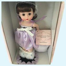 """Madame Alexander  2004 Premiere """"Travel  Doll Wendy """""""