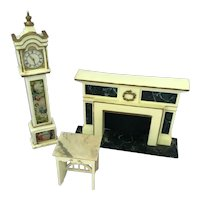 Petite Princess Dollhouse Furniture Lot