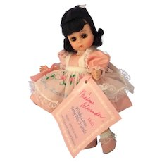 Madame Alexander 1993 Club Doll