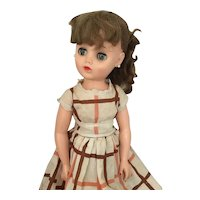 "17"" Miss Revlon Type Doll"