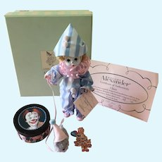"Madame Alexander 2004 UFDC  Special Convention Doll "" Clara"""