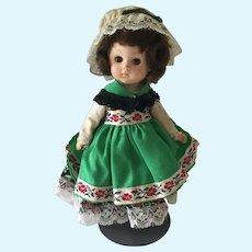 Vinyl Ginny Doll #25/ Made in Hong Kong