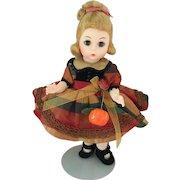 Madame Alexander Wendy  Dressed in Silk Autumn Friendship Luncheon