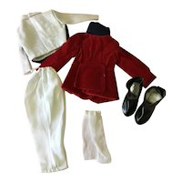 Outfit for 1994 Danbury Mint Shirley Temple