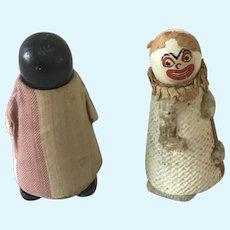 2 Ramp Walker Cone Dolls