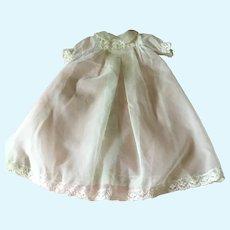 Vintage Chiffon Doll dress