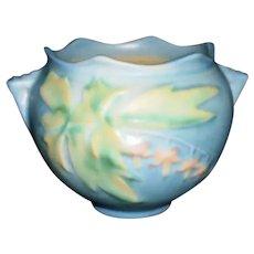 Roseville Bleeding Heart Vase Jardiniere-1930's