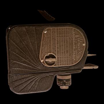 Vintage 8 MM Univex Movie Camera c1936