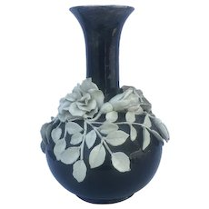 ROOKWOOD 1882 bottle form vase