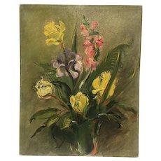 Summer bouquet Exhibit 1953