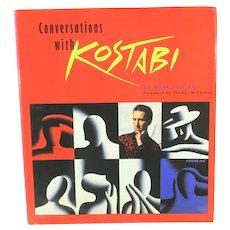 Conversations with KOSTABI by Mark Kostabi