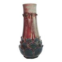 August Delaherche Art Nouveau Vase