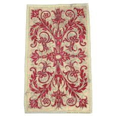17th century Italian Altar Cloth