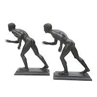 Grand Tour Bronze Runners A Pair