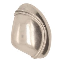Metropolitan Museum of Art  Clam Shell  Sterling Silver 925 Pin