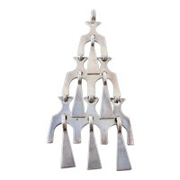 David Andersen Sterling Silver Articulated Pendant