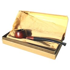 Dunhill White Spot Vintage Pipe Unsmoked