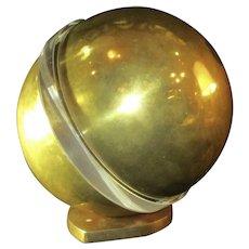 Vintage Karl Springer Brass Object de Art Sculpture