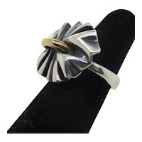 Georg Jensen Design by Lene Munthe Sterling Ring