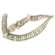 Silver Filigree Artisan Belt Greek