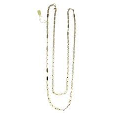 Monet Long Chain Necklace