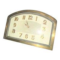 Art Deco Cam Lafontaine Desk Clock Circa 1930s'