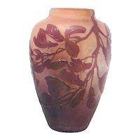Galle Floral Glass Vase
