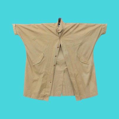Issey Miyake Vintage 1980s' WindCoat  Mens'Medium