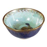 Daisy Makeig -Jones Wedgwood Dragon Lusterware bowl
