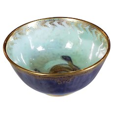 Wedgwood Dragon Luster bowl