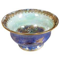 Daisy Makeig-Jones Wedgwood Dragon Lusterware bowl
