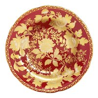 """Wedgewood Tonquin Ruby 6"""" Bread & Butter Plate"""