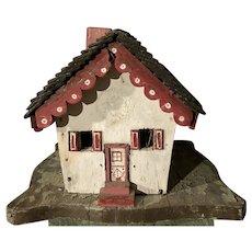 Small Architectural Birdhouse