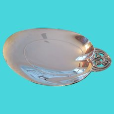 TIFFANY & CO.-Stunning vintage sterling silver bowl.