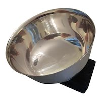 "TIFFANY & CO. Sterling Silver ""Revere"" design bowl"