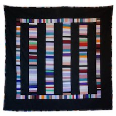AMISH Quilt ~ Vibrant Vintage ~ Holmes Co OHIO