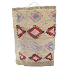 Native American Flat Bag, ca. 1900, probably Nez Perce