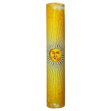 1990s Italian Sun Floor Lamp designed by Fornasetti for Antonangeli